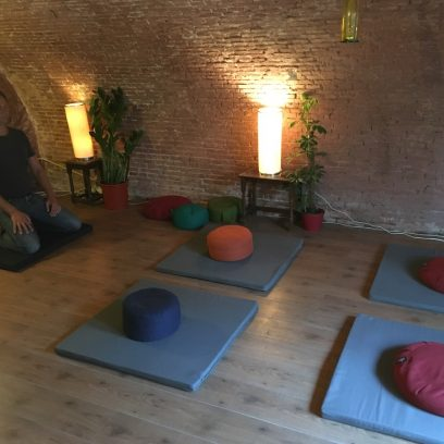 Inward Mindfulness meditation at WERF5