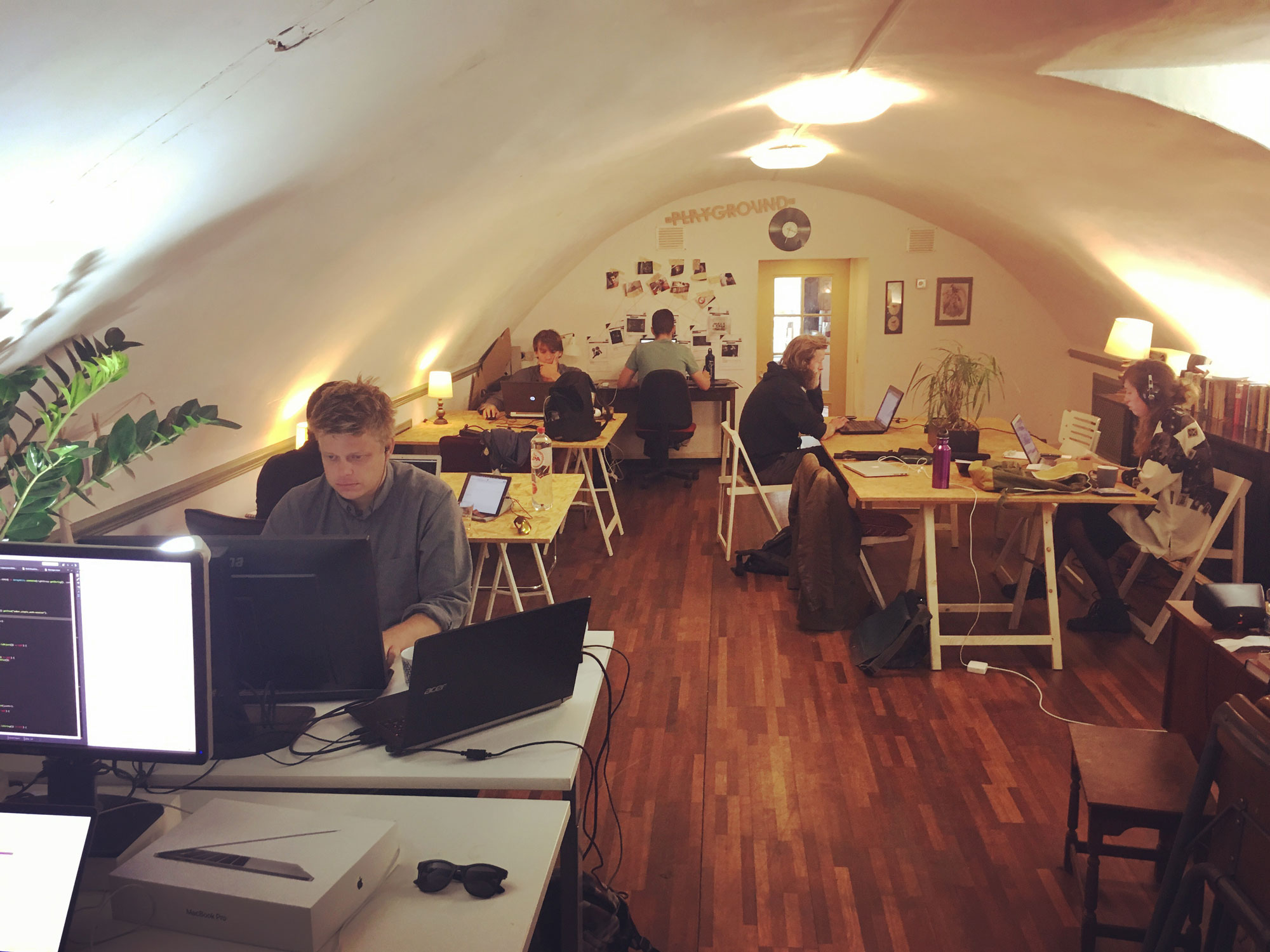 Main picture WERF5 coworking